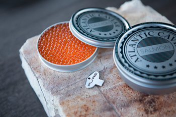 Pure Norwegian Seafood Red Atlantic Caviar