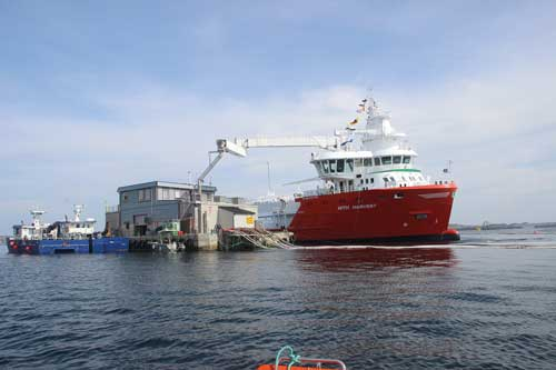 Fish Vessels Go Electric - Norway Exports