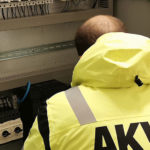 Authorized for electrical work in Norway