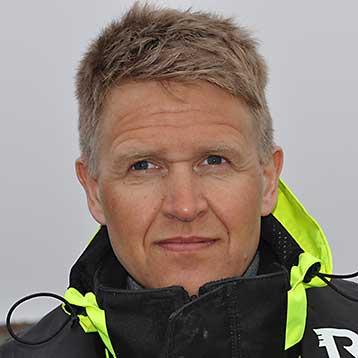 Olav Andreas Ervik, CEO of SalMar Ocean
