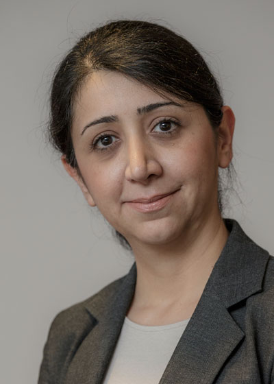 Koheila Molazemi, Technology and Innovation Director, DNV GL - Oil & Gas